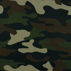 Softshell med camouflage