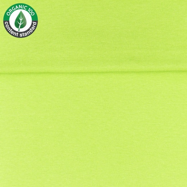 Lime - Old Green - Organisk rib