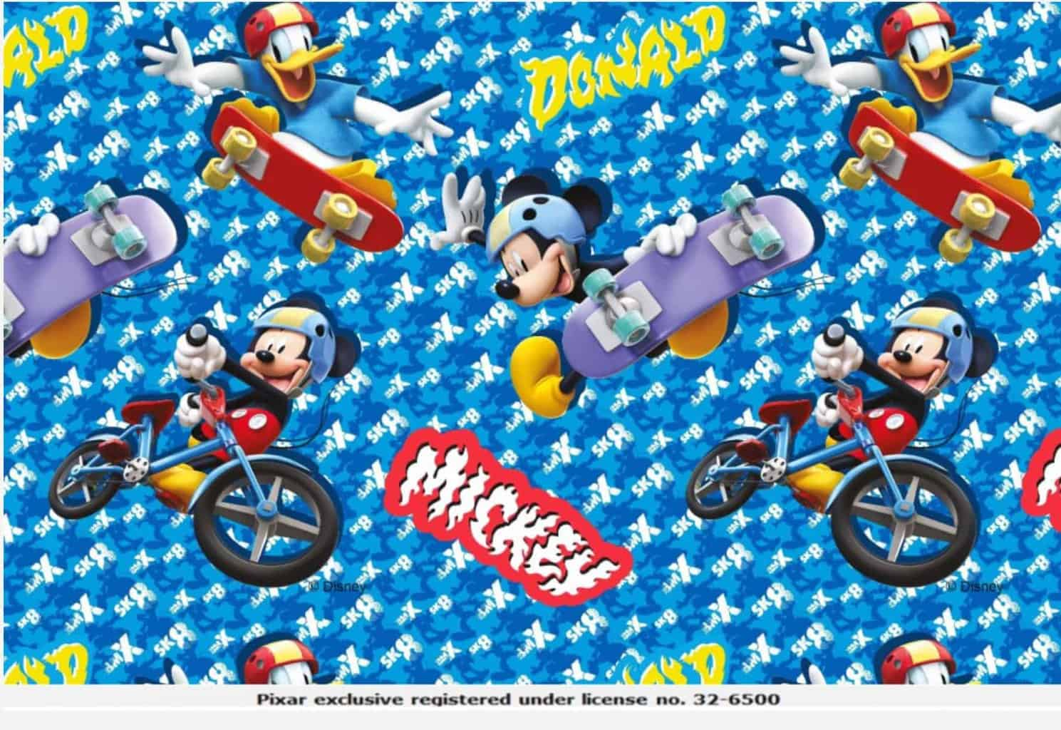 Mickey mouse og Anders and