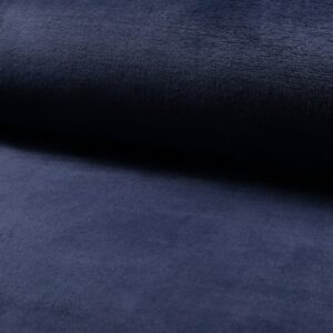 Wellness fleece i navy