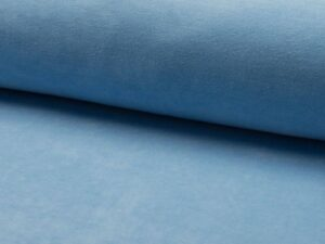 LIGHT BLUE - Velour