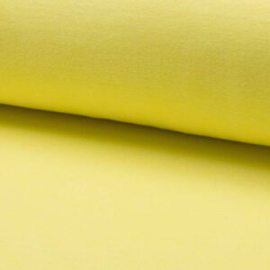 LIGHT YELLOW- Velour
