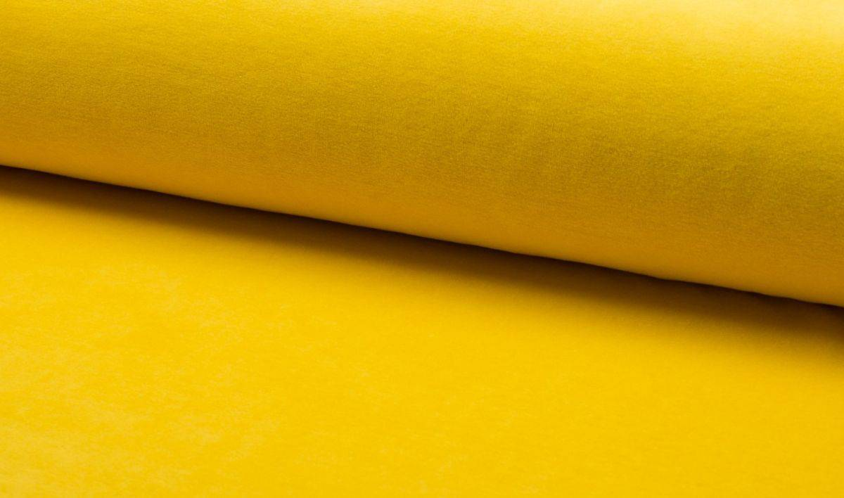 YELLOW 2- Velour