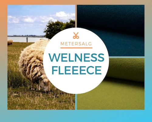 Wellness fleece